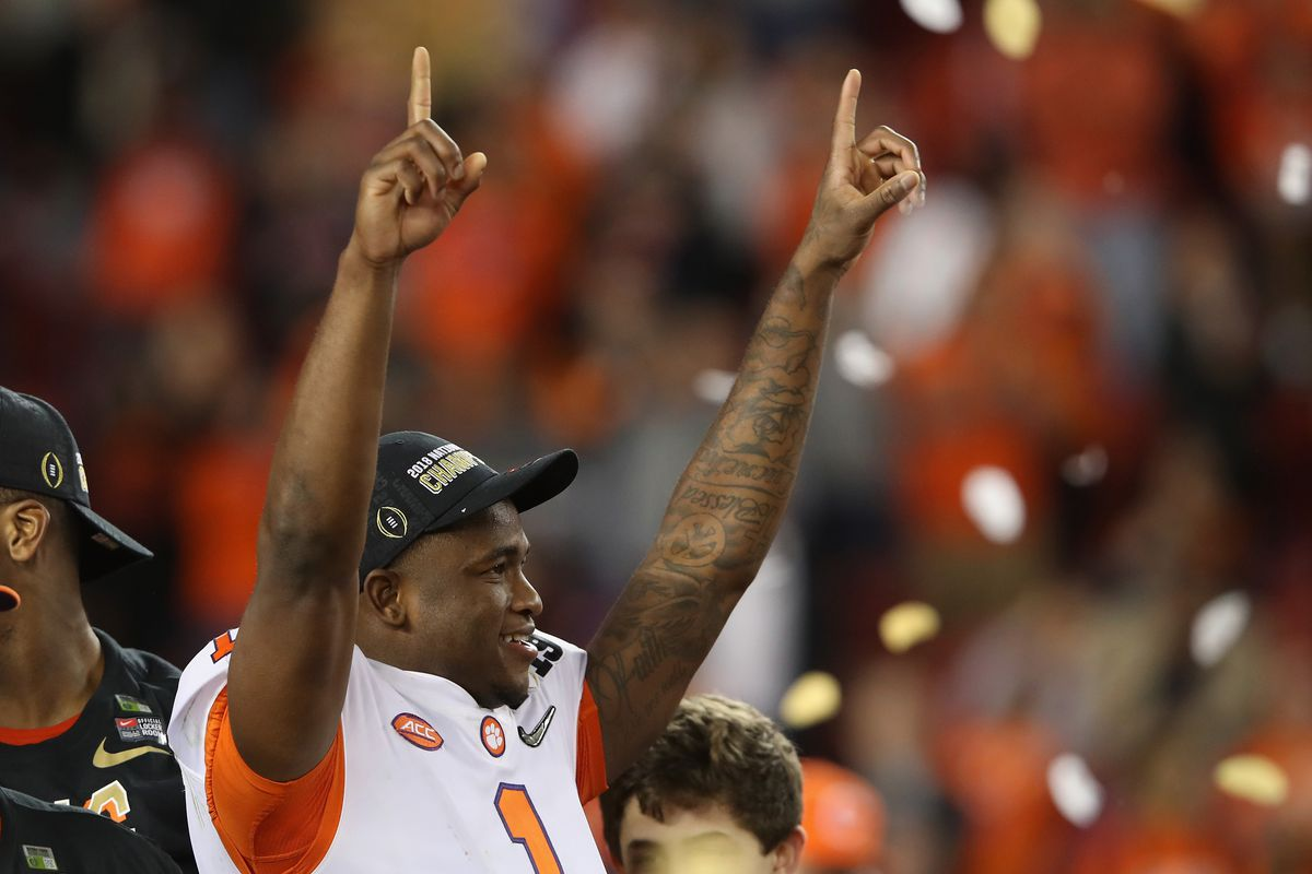 College Football Playoff National Championship Presented By AT&T - Alabama v Clemson