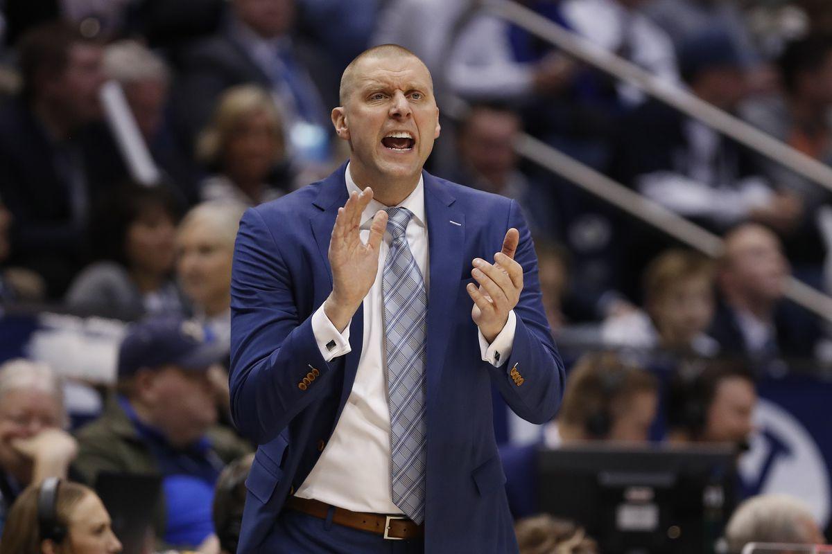 NCAA Basketball: Gonzaga at Brigham Young