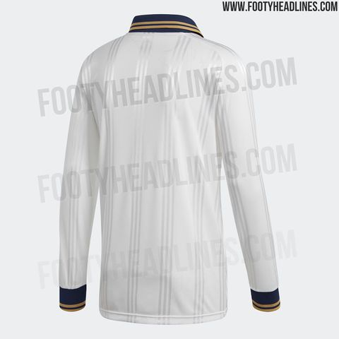 low priced c33d3 210a7 Real Madrid 2019/20 Icon Retro Jersey Leaked - Managing Madrid