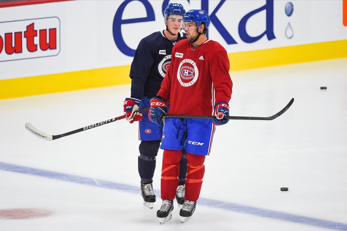 NHL: JUL 20 Canadiens Training Camp