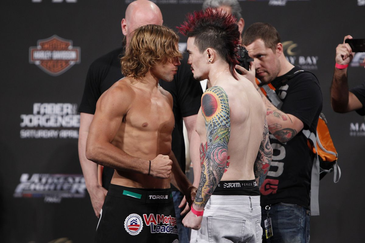 Image result for urijah faber stalker