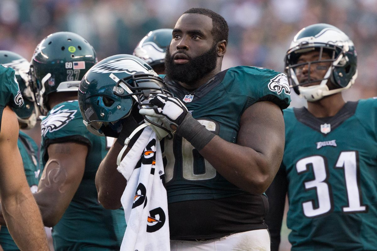 Bennie Logan might be out for the rest of the Eagles season