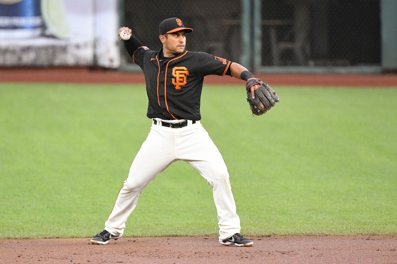 MLB: SEP 26 Padres at Giants