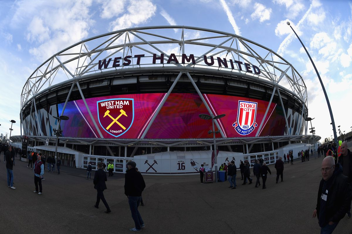 West Ham United v Stoke City - Premier League