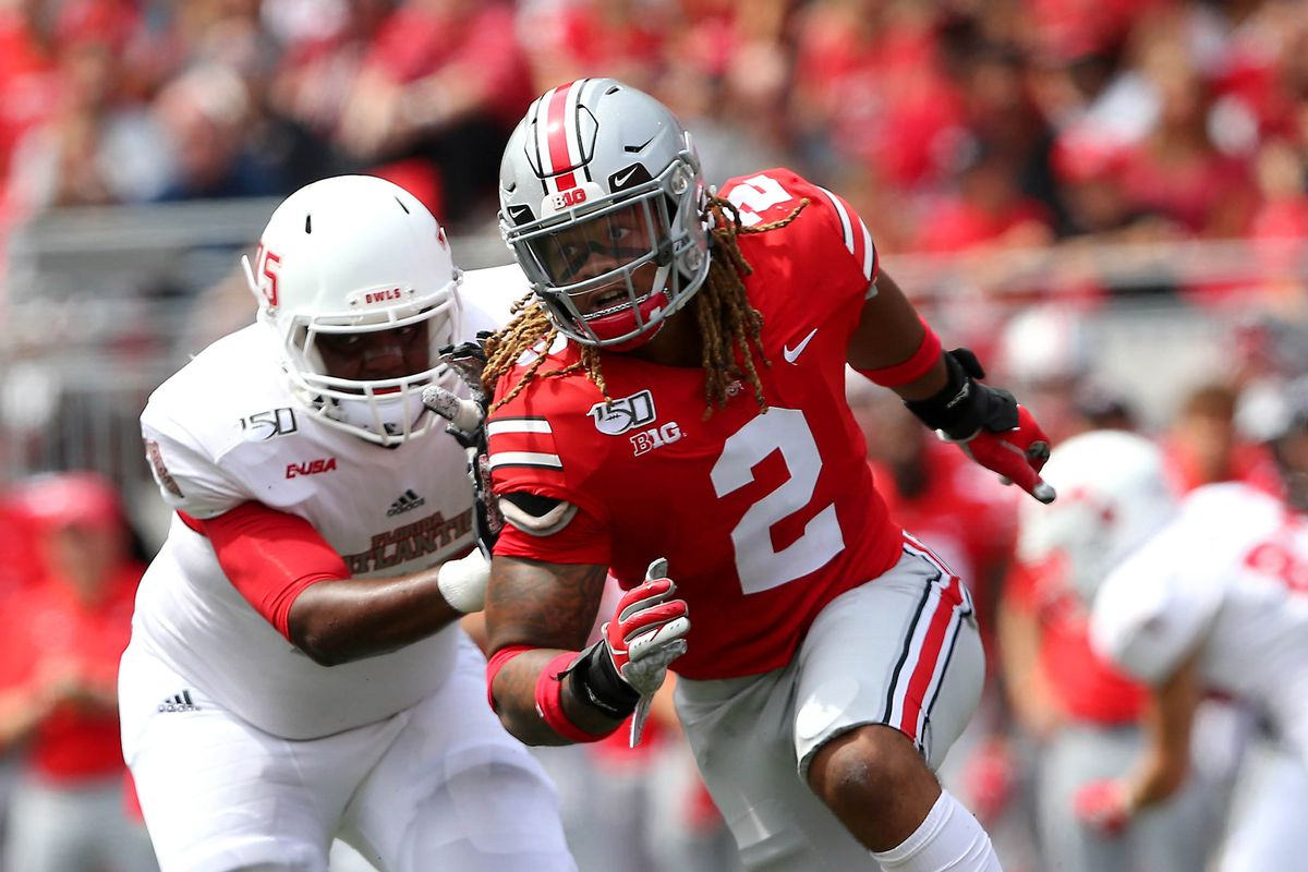 2 Buckeyes Land On Top Nfl Defensive Prospects List Land