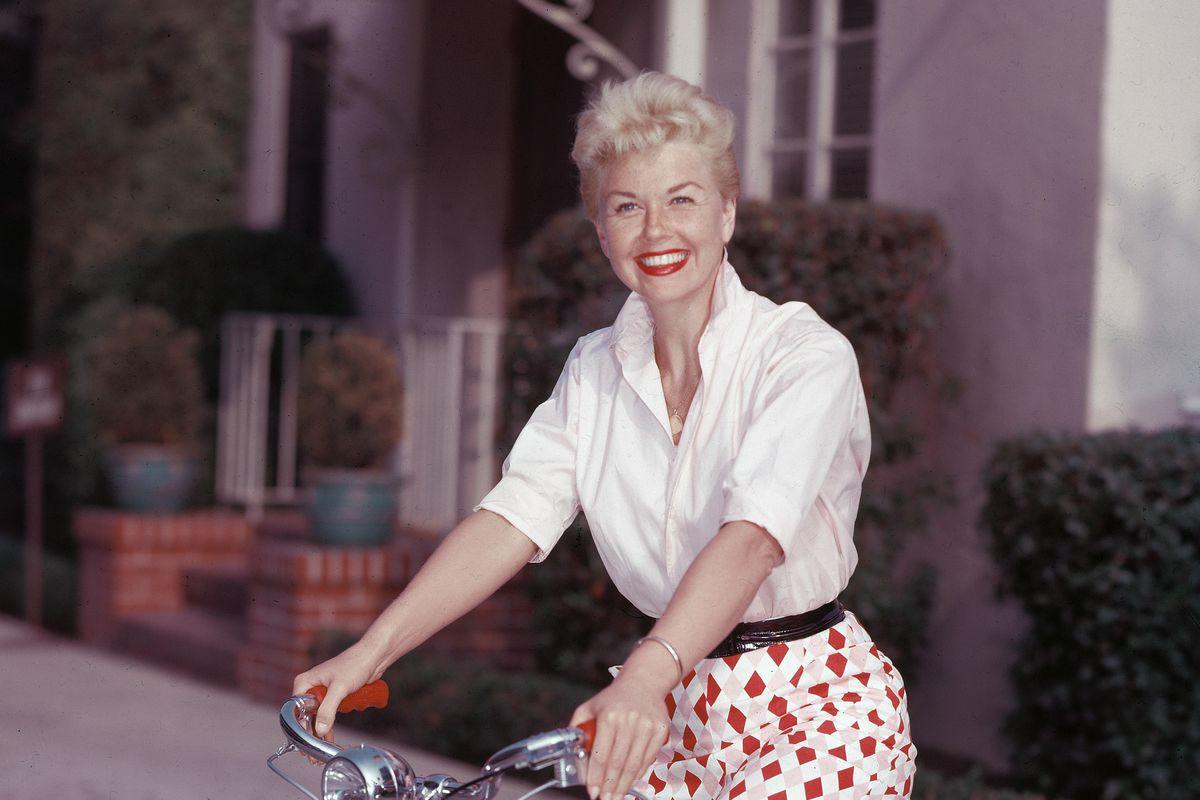 Portrait Of Doris Day