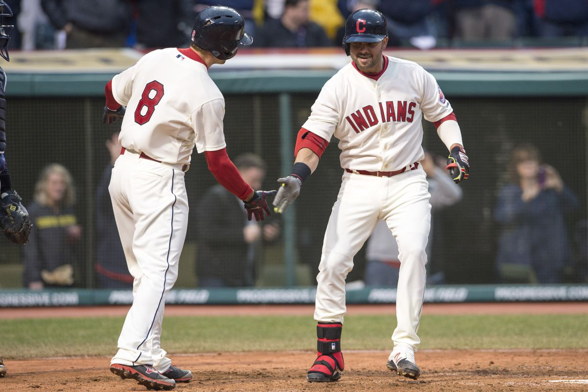 Lonnie Chisenhall will get another start today.