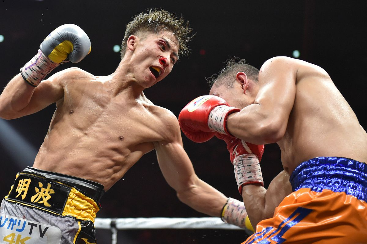 Naoya Inoue likely to return April 25, according to Arum - Bad ...