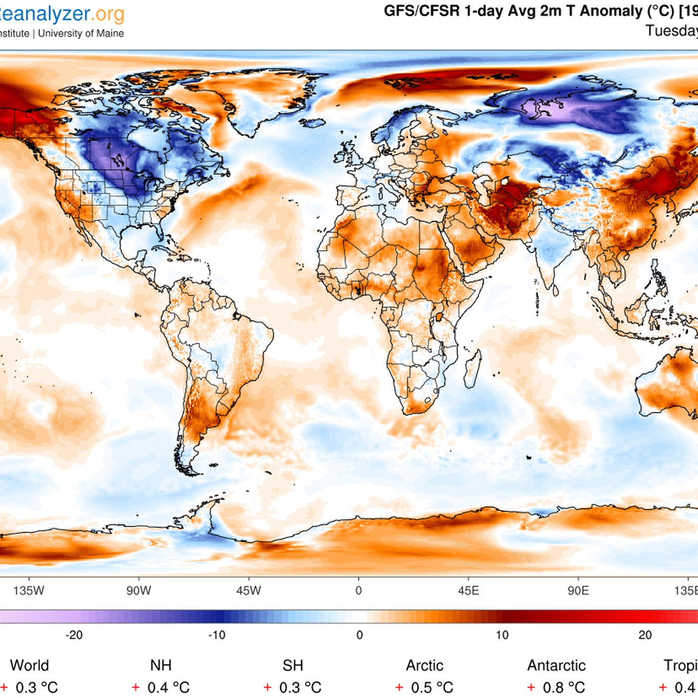 Polar vortex: why Trump is wrong about the Arctic cold and ...