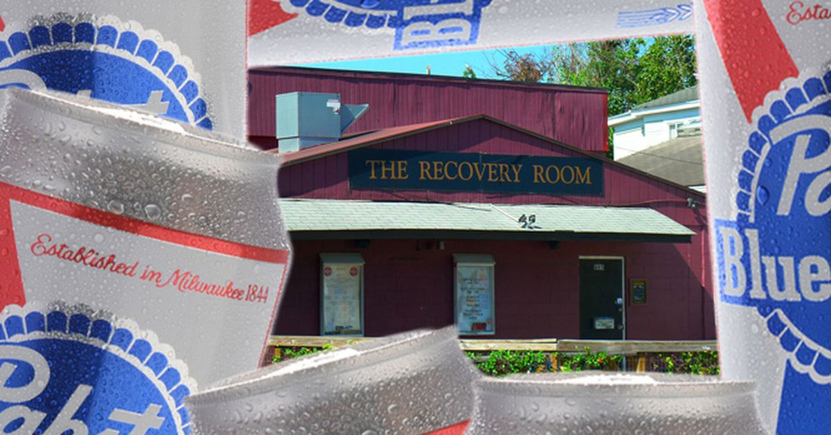 Recovery Room Continues To Sell More Pbr Cans Than Any
