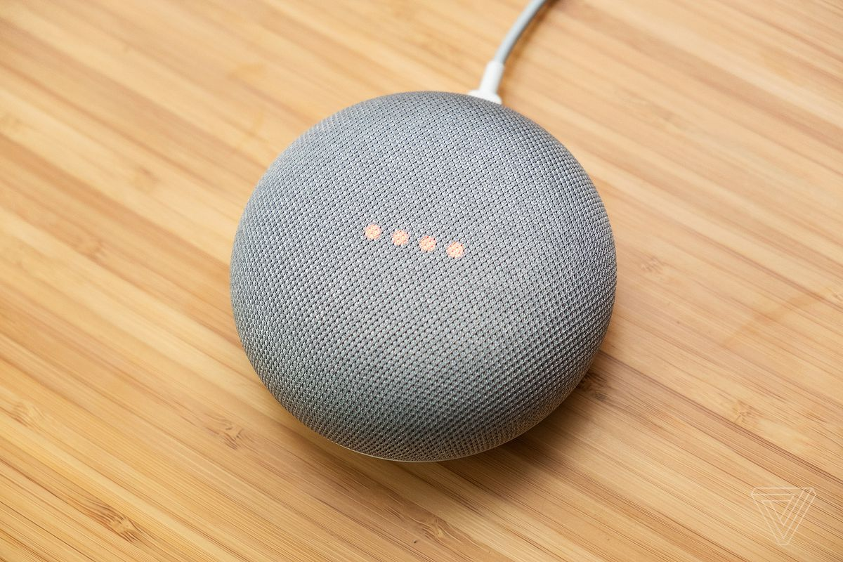 Google Home Mini review - The Verge
