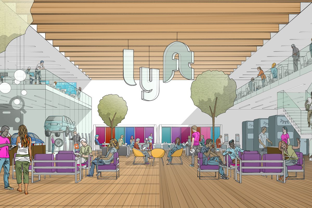 lyft will spend $100 million on new driver support centers - the verge