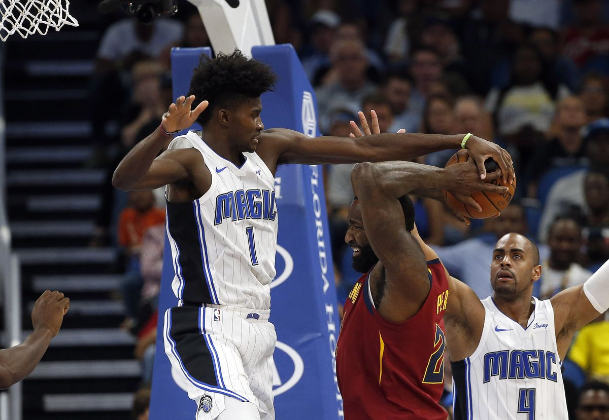 NBA: Preseason-Cleveland Cavaliers at Orlando Magic