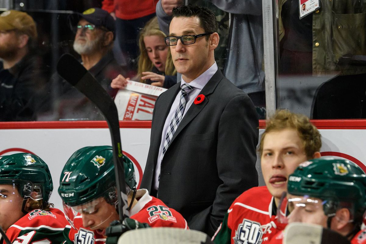 Quick Strikes Syracuse Crunch Hire New Assistant Coach Eric