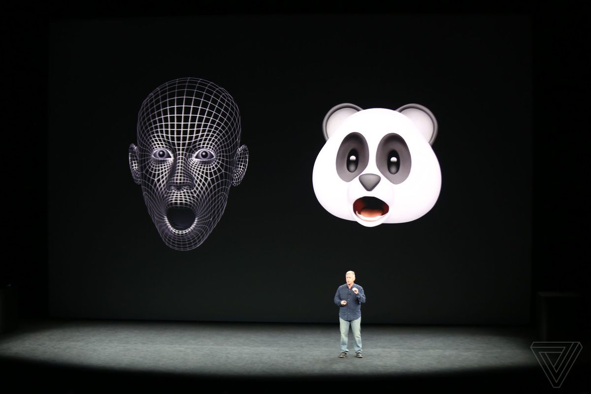 Apple announces Animoji, animated emoji for iPhone X - The Verge