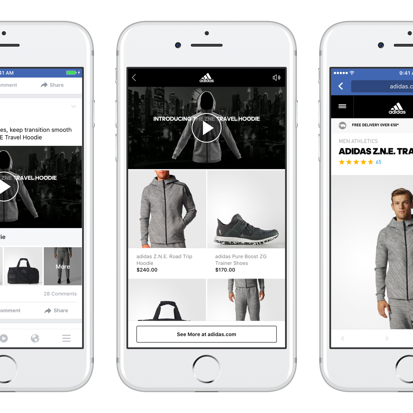 Facebook has a new type of video ad meant to get people