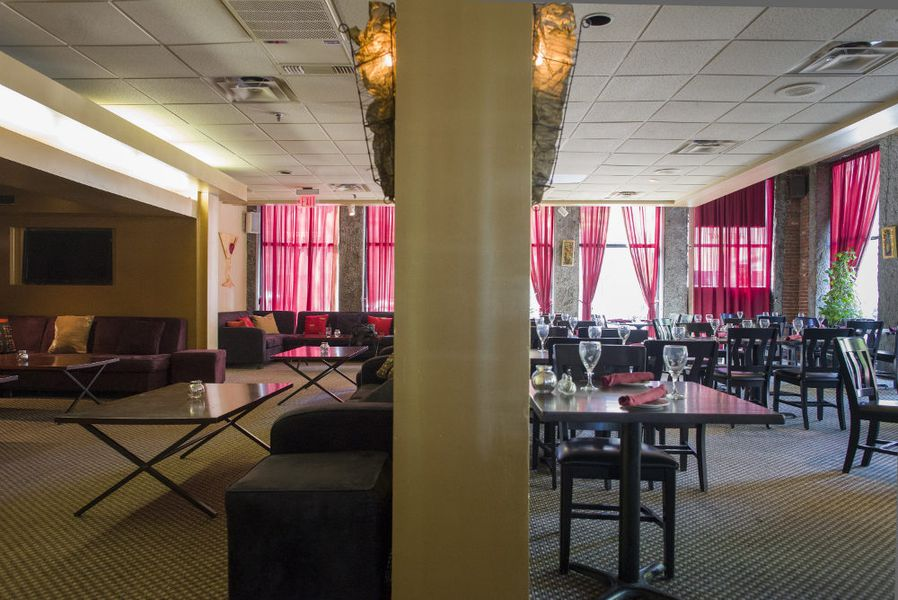 The Dining Room Resides Inside The Living RoomEater Boston