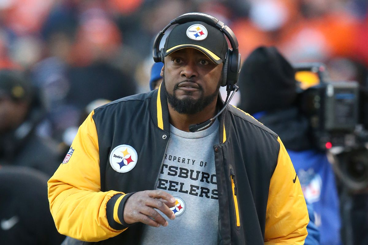 Steelers Head Coach Mike Tomlin Continues To Not Get Respect