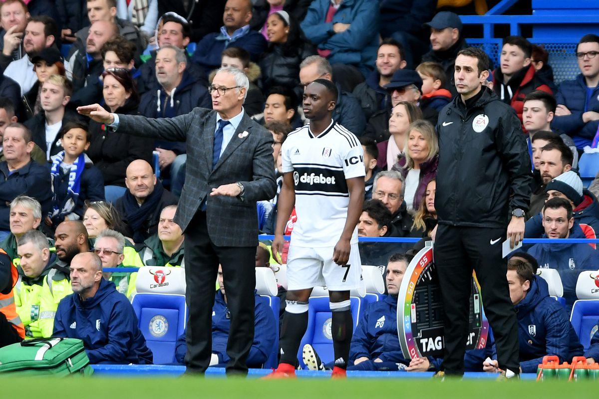 Chelsea FC v Fulham FC - Premier League