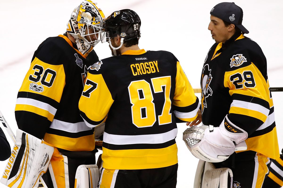 Marc-Andre Fleury on Pens' victory, Pittsburgh, hockey, his future