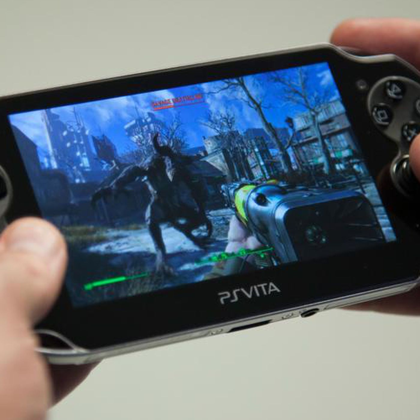 Fallout 4 is now the best reason to own a PlayStation Vita