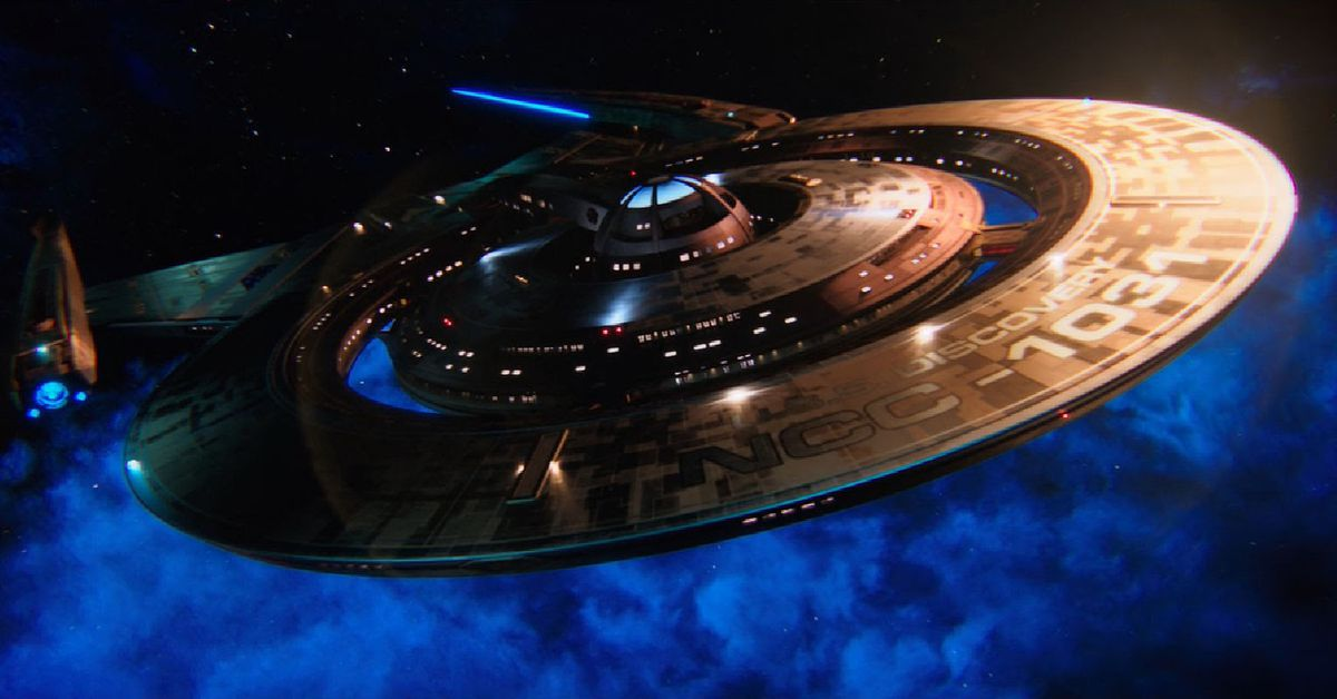 Four new Star Trek shows, including Khan series, in works at CBS - Polygon