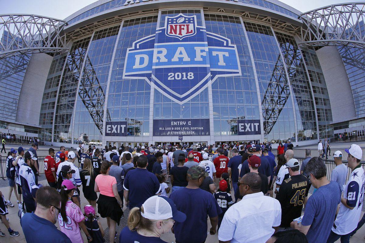 2018 NFL Draft, Day 2