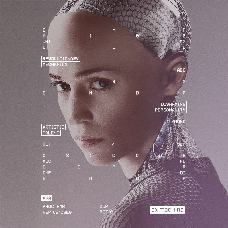 Ex Machina is a dazzling, clockwork examination of what