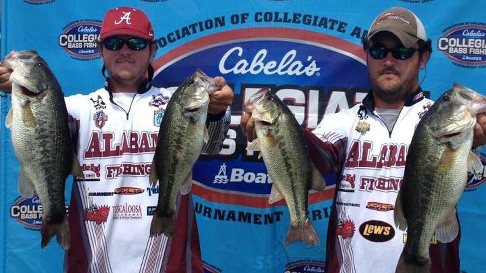 University of alabama fishing team let 39 s talk rules for Alabama fishing regulations