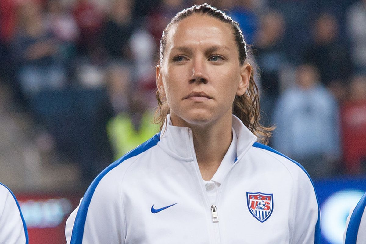 Lauren Holiday - US Soccer Female Athlete of the Year