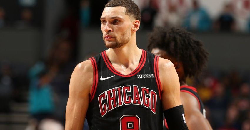 Enjoy Zach LaVine now Bulls fans; he may be gone sooner than later