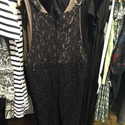 MSGM lace jumpsuit, $149 (from $518)