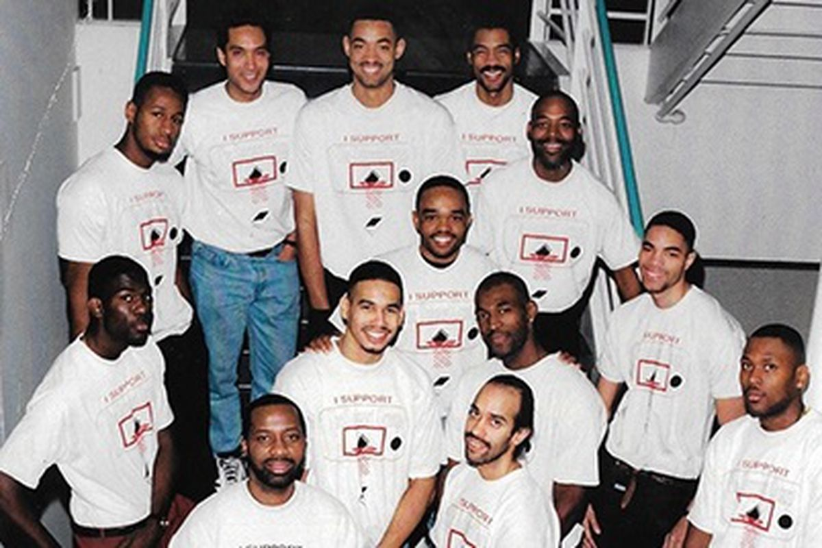 The Support Group's all-star basketball game features current and former NBA stars for non-profit's 30th anni…