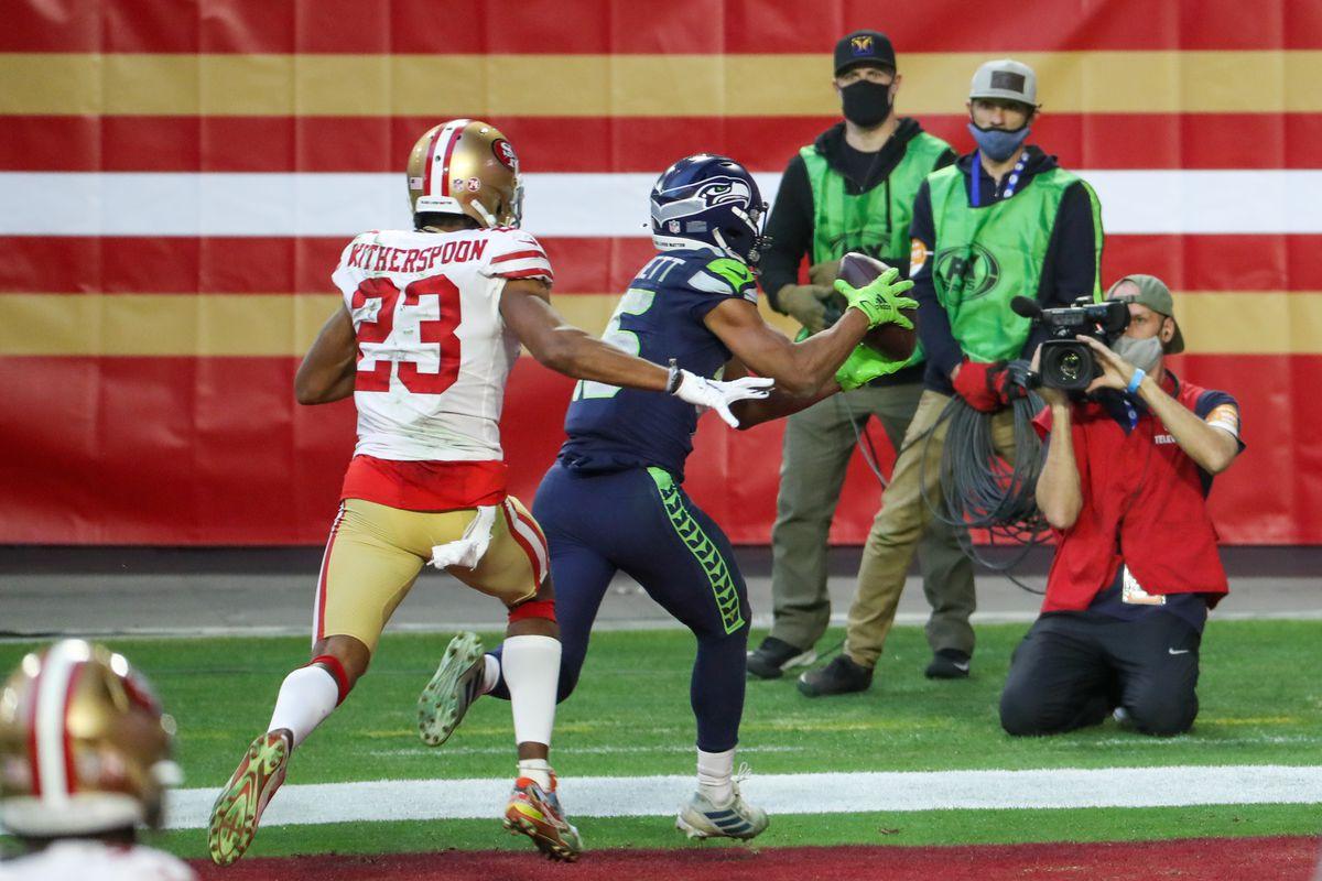NFL: JAN 03 Seahawks at 49ers