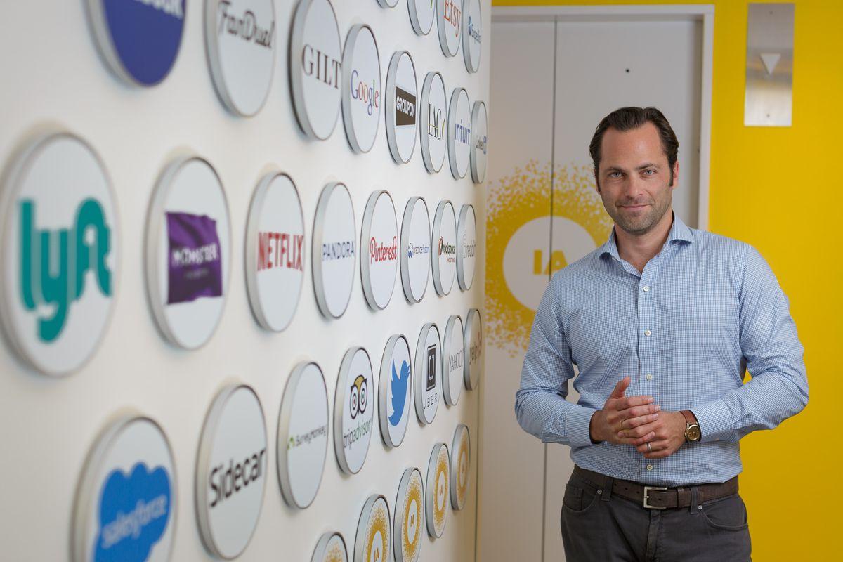 Michael Beckerman of the Internet Association