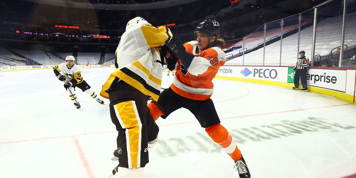Recap: Flyers spank the Penguins in season opener