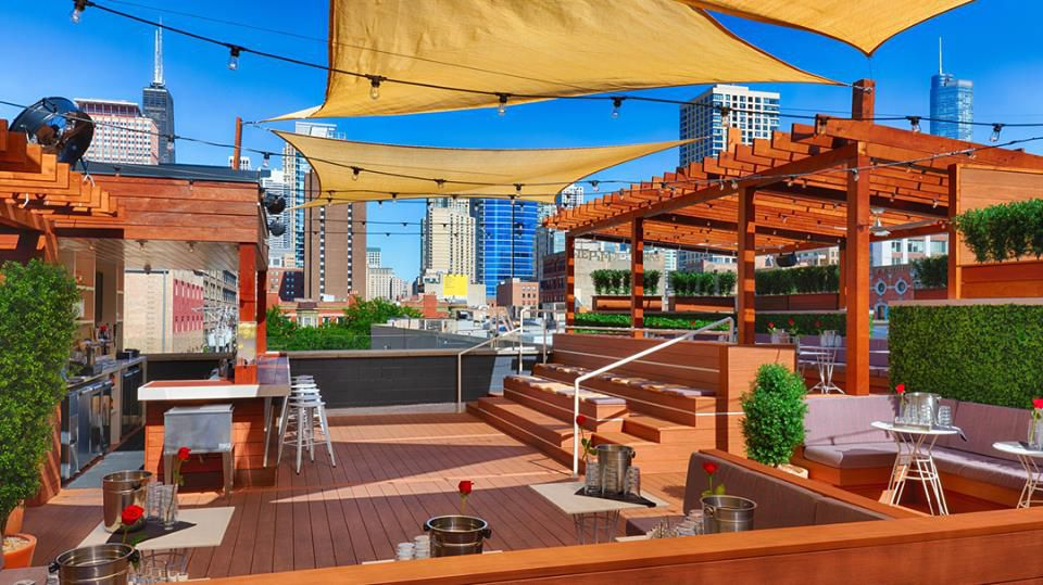 The 15 Hottest Rooftop Bars and Terraces in Chicago Right ...