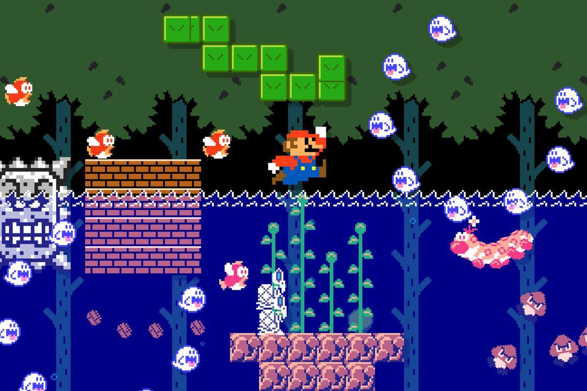 Switch eShop update: Super Mario Maker 2, Dragon Quest Builders 2