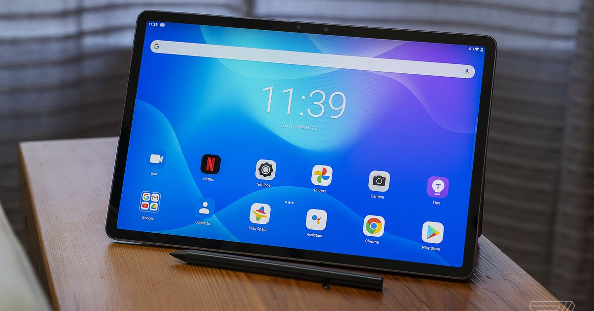 Lenovo's Tab P11 Pro with an OLED screen is just 0 at eBay