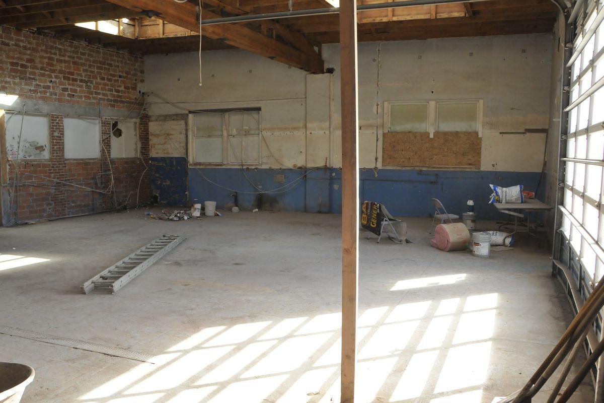 The future NE Sandy home of Arrosto
