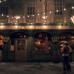 The Earls Fortune (Westminster) drink location