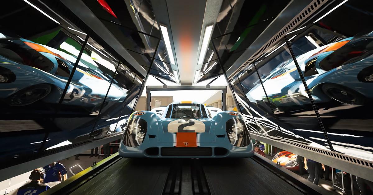 Gran Turismo 7 delayed to 2022 - Polygon