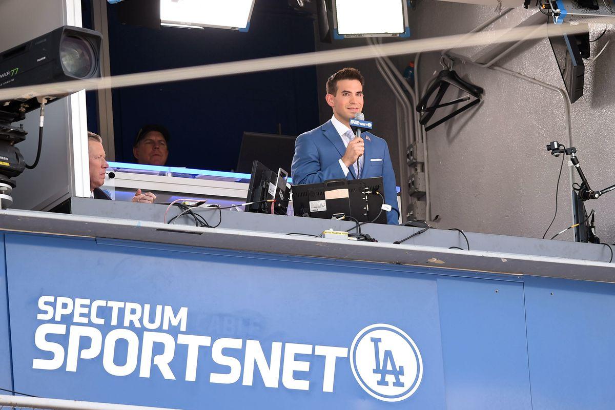 MLB: APR 03 Padres at Dodgers