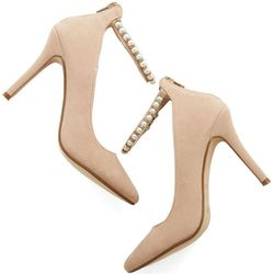 "<b>ModCloth</b>, <a href=""http://www.modcloth.com/shop/shoes-heels/accessorize-to-fame-heel"">$45</a>"