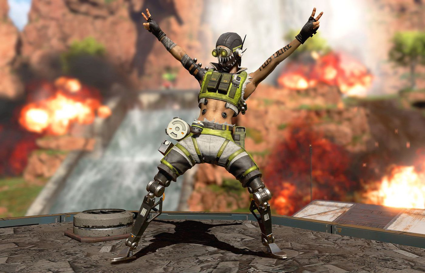 The first Apex Legends battle pass launches tomorrow with