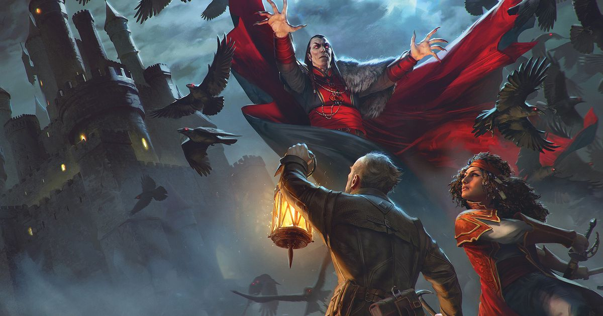 Dungeons & Dragons' new book reboots the realms of Ravenloft - Polygon