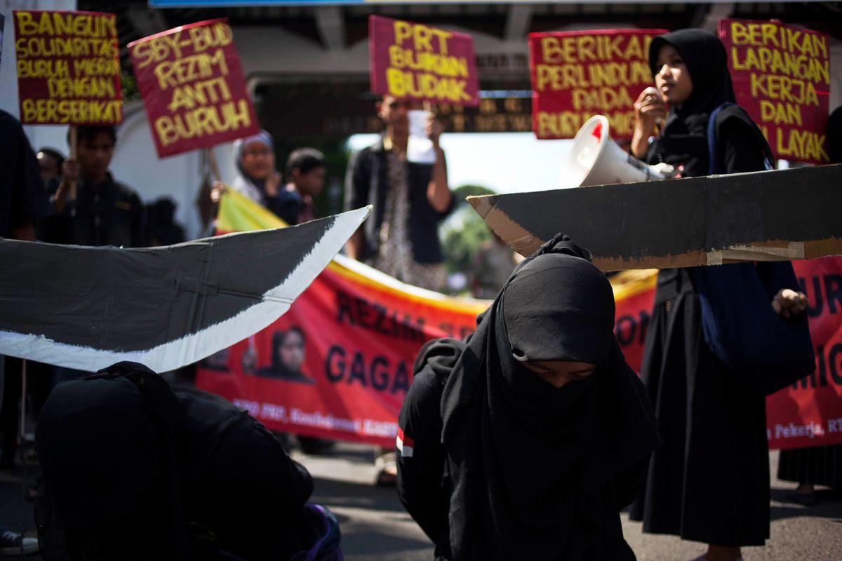 indonesian saudi execution