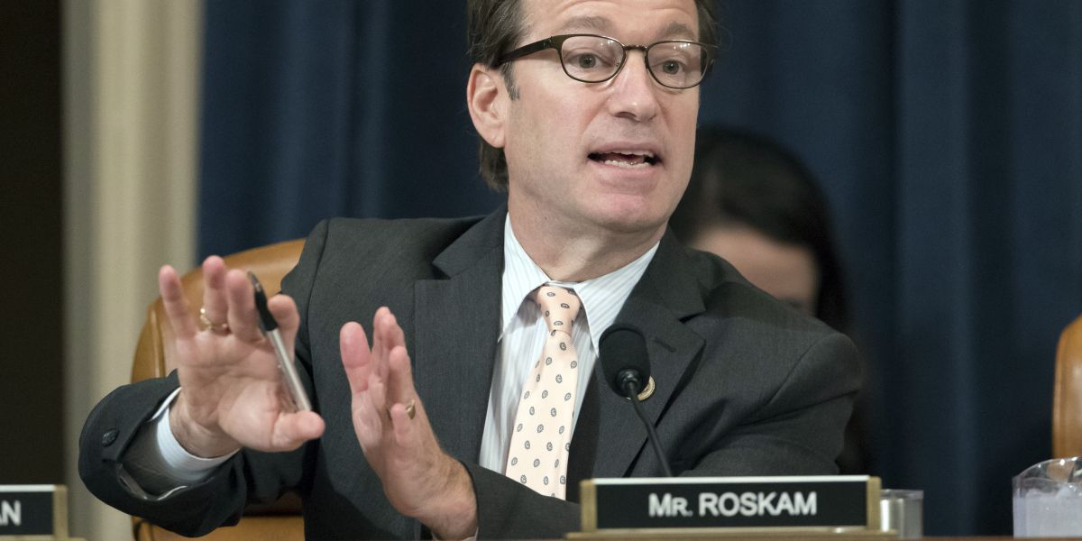 Lawmakers Revive Plan To Curb Restraint >> Peter Roskam Who He Is Why He S Running His Positions Chicago