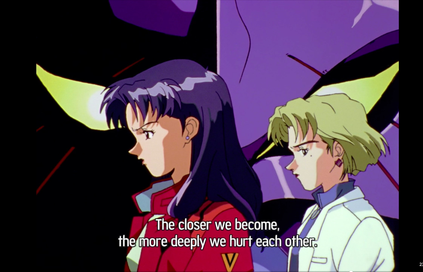 Neon Genesis Evangelion Is The Perfect Story For This Moment In History The Verge