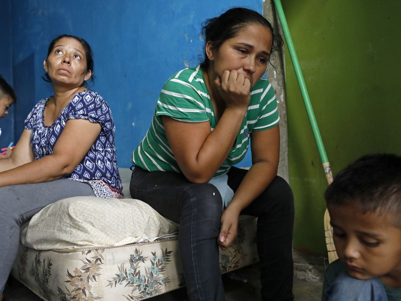 A pastor was kidnapped. White tents go up. In Nuevo Laredo, the border crisis is reaching a tipping point